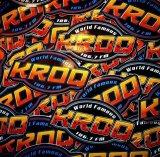 【KROQ/ケーロック】 カリフォルニアFM ステッカー 2015,2016  2色