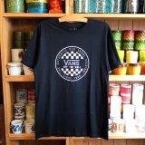 "【 VANS / USA 】アメリカ企画・ロゴTシャツ "" OG CHECKER "" ブラック 2サイズ(M/L)"