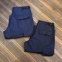 【CAMCO / カムコ】デッドストック・1990年代・ リップストップ・BDU(6ポケット・アーミーパンツ・軍パン)・ネイビー・アメリカ製 3サイズ(XS/S/M)